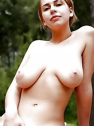 Saggy, Saggy tits, Outdoor