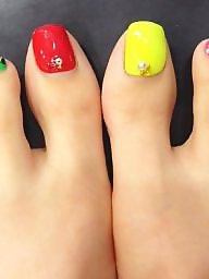 Feet, Asian, Asian feet