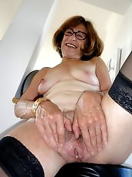 Hairy granny, Granny hairy, Stocking, Mature stockings, Granny stockings, Hairy mature