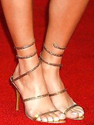 Fingering, Sandals, Leg