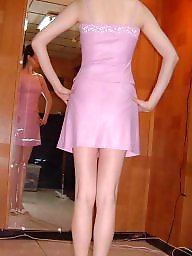 Clothes, Clothed, Store, Asian milf, Clothing, Asian amateur