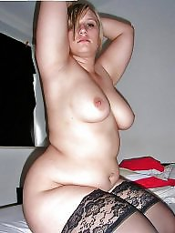 Chubby, Stockings, Thighs, Bbw stockings