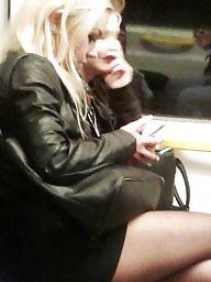 Porn, Girl, Voyeur, Girls, Swedish, Subway