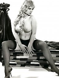 Vintage, Nylon, Lady, Vintage nylon, Vintage milf, Milf nylon