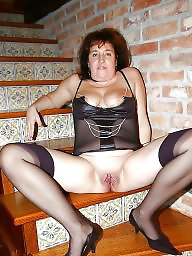 Granny, Nylon, Granny stockings, Grannies, Granny nylon