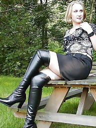 Boots, Horny mature, Mature boots