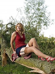 Mature stocking, Mature mix, Mature milf