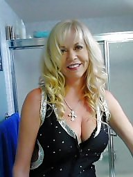 Amateur mom, Blonde milf, Amateur moms