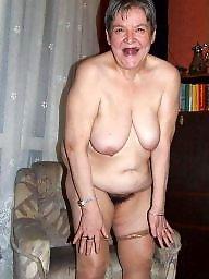 Mature, Mature granny, Grannis, Grab