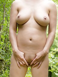 Outdoor, Naked, Outdoors, Outdoor milf