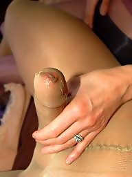 Pantyhose, Couples, Amateur pantyhose, Amateur couple