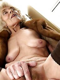 Senior, Mature whore
