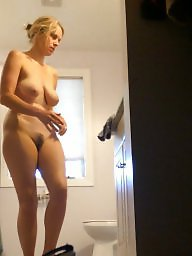 Big pussy, Busty, Hairy pussy, Busty wife, Hairy wife