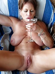 Mature mom, Mature horny