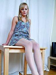 Feet, Nylon, Nylons, Nylon feet, Stocking feet, Nylon stockings