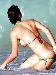 Oops, Bikinis, Bikini beach