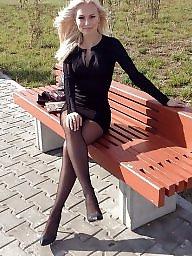 Pantyhose, Miniskirt, Stockings