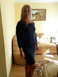 Exposed, Blonde milf, Amateur mom, Nude, Nude mom, Blond mom