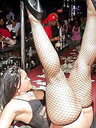 Stripper, Public nudity, Dancers