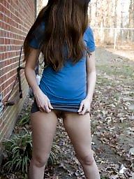 Upskirt, Skirt, Teens, Upskirt teen