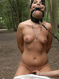 Bound, White panties, Wear, Bounded