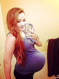 Pregnant, Empty, Pregnant teen, Ball, Balls