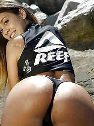 Beach ass, Ass beach