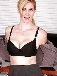 Mom boobs