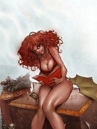 Art, Erotic, Vintage cartoons, Vintage cartoon