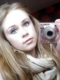 Blonde, Webcam, Blonde teen