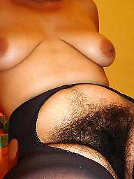 Big hairy, Big nipples, Hard