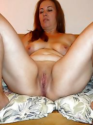 Mom, Bbw mom, Fat, Mature spreading, Bbw spreading, Chubby mature