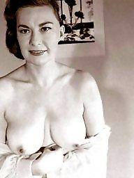 Vintage, Lady, Ladies, Vintage tits, Vintage amateur