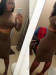 Ebony, Black tits, Work