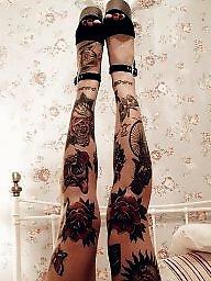 Feet, Stocking feet