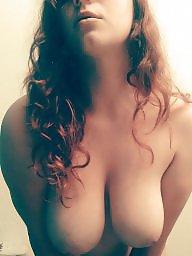 Self shot, Amateur bbw, Bbw redhead
