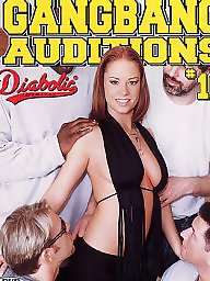 Gangbang, Auditions