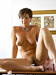Mature milf, Hard, Mature women