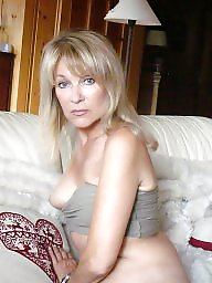 Blonde mature, Mature blonde, Mature blond, Mature beauty, Rear