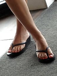 Foot, Sandals, Fetish, Toes