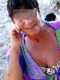 Brazilian, Mature granny