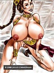 Cartoons, Erotic