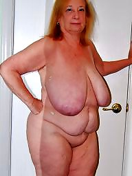 Grandma, Home, Grandmas, Mature big boobs, Mature boobs