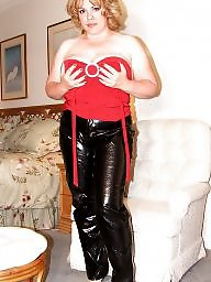 Leather, Latex, Mature leather, Mature latex