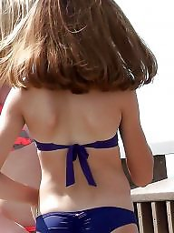 Bikini, Amateur bikini