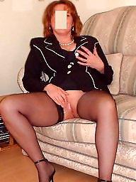 Group, Mrs, Friend, Amateur stockings