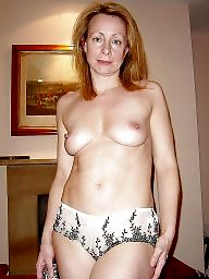 Panties, Mature panties, White