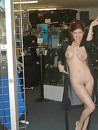 Flashing, Street, Party, Huge, Public nudity