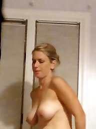 Huge tits, Huge boobs, Huge, Body, Blonde wife, Wifes tits