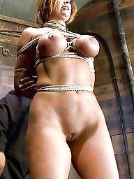 Bondage, Tit bdsm, Breasts, Breast